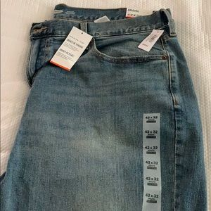 Old Navy Athletic Cut Men's Jeans